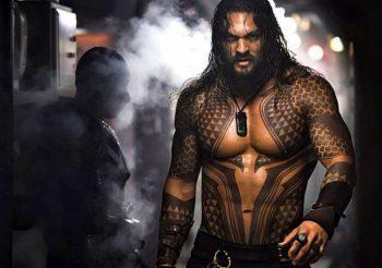 """""""เจสัน โมมัว"""" จากหนัง Aquaman ก็ตัดสินใจโกนหนวดโชว์ผ่านโซเชียล"""