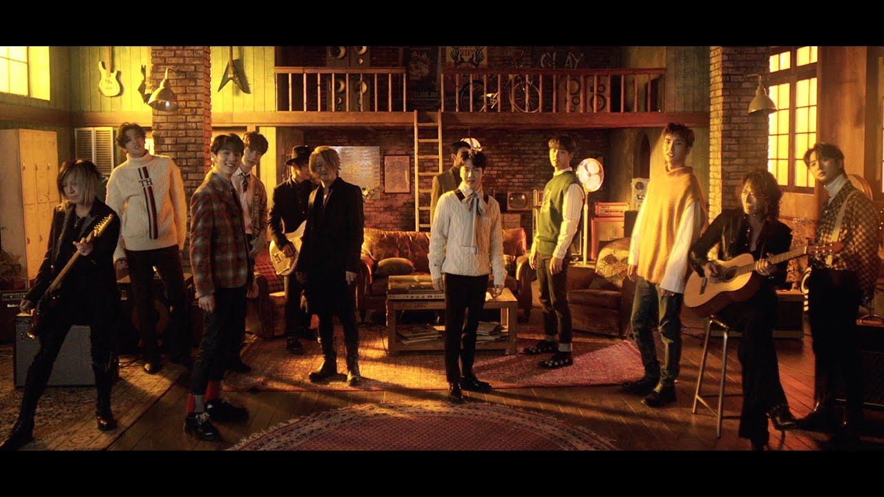 """Pentagon ร่วมงานกับ GLAY วงร็อคชื่อดัง ในเพลงใหม่ """"I'm loving you"""" พร้อมปล่อย MV ให้ชมกันแล้ว"""