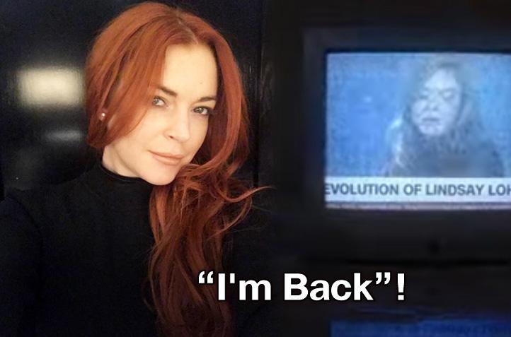 Lindsay Lohan หวนคืนจับไมค์!